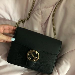Interlocking GG Gucci purse